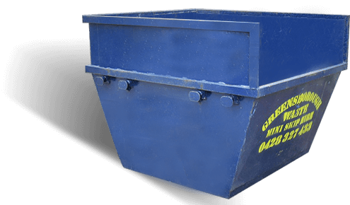 waste-box-blue