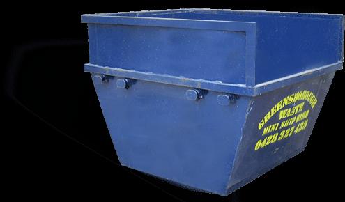 waste-box-blue
